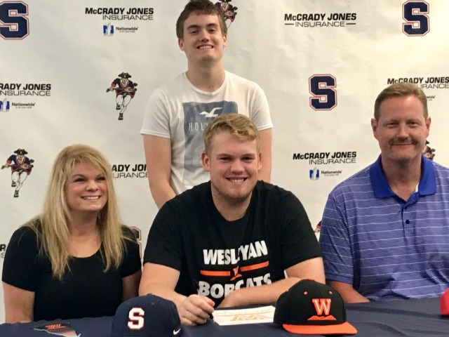 South's Fletcher signs with W.Va. Wesleyan