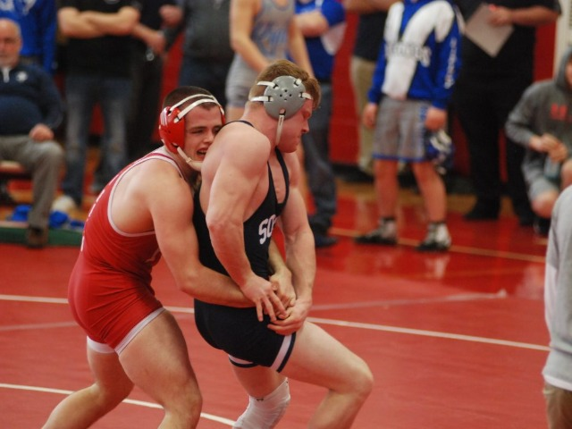State wrestling tournament begins today