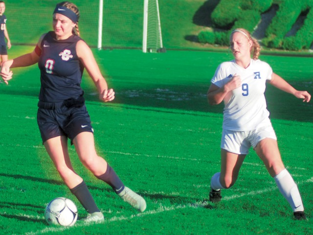 Patriot girls' soccer a complete No. 1 team