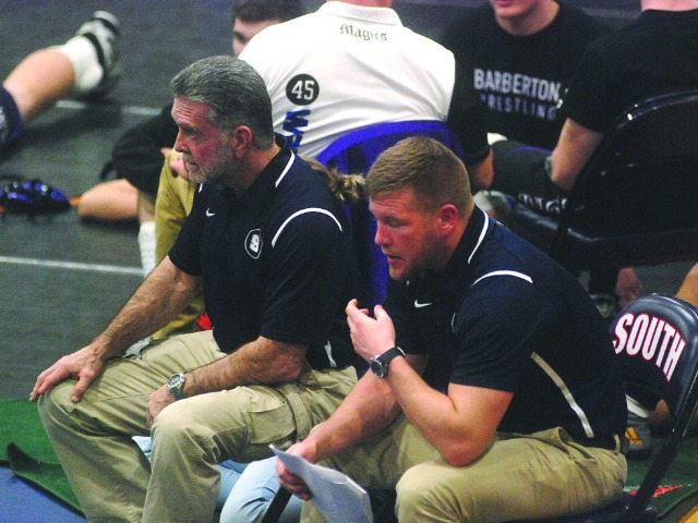 Renaissance man: Coaching South wrestling just one of Jeffrey's talents
