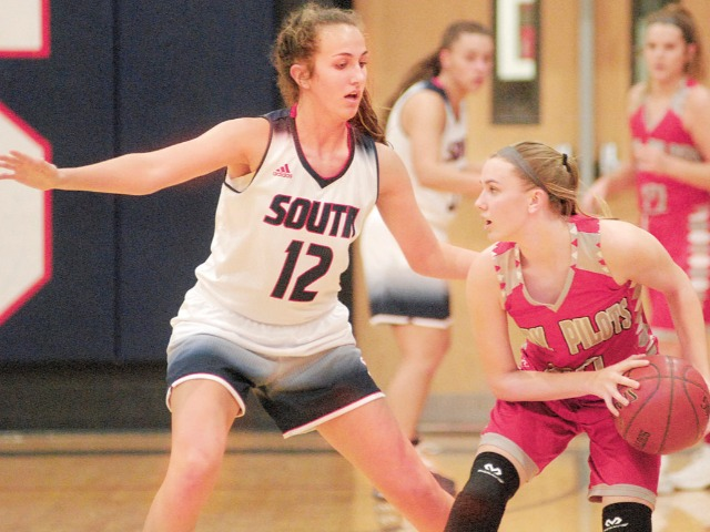 Book it!?South girls' hoops headed back to Charleston