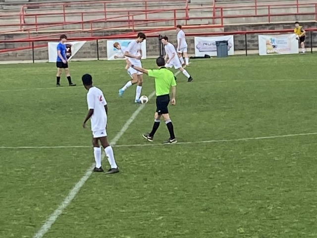 Mens' Soccer Competes at West Alabama Invitational