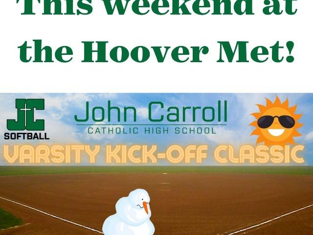 Image for Softball Hosts Annual Varsity Kick-Off Classic