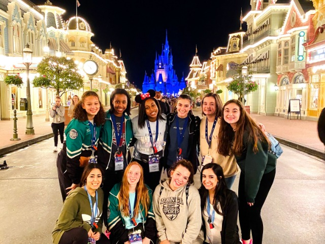 JC Dance Team Competes at UDA Nationals!