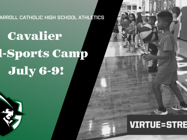Image for JCCHS Announces All-Sports Camp!