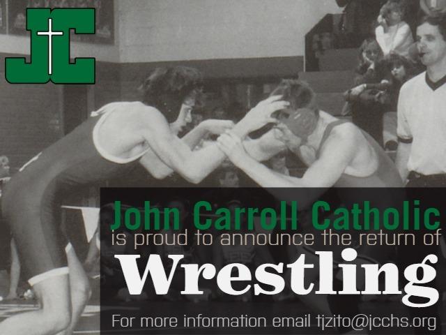 Image for Wrestling Returns to John Carroll