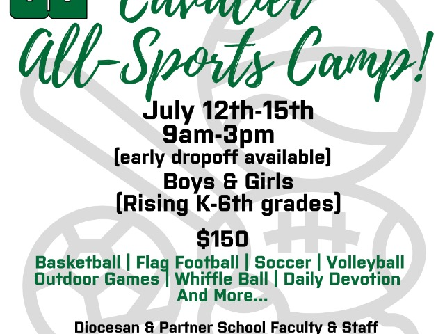 Image for Cavalier All-Sports Camp!