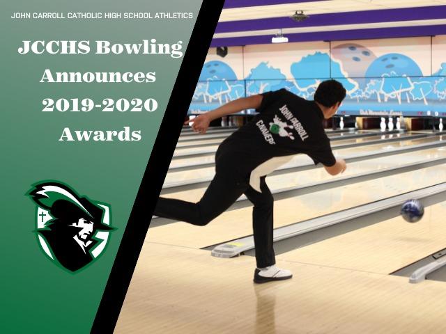 JCCHS Bowling Team Awards