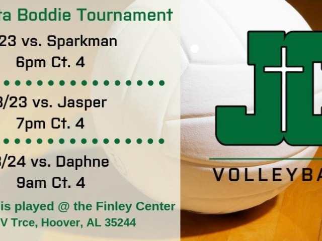 Image for JCCHS Varsity Volleyball Opens with Boddie Tournament