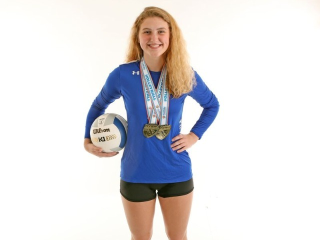 Palm Beach 5A-2A girls volleyball player of the year: Kelly Franklin, Lake Worth Christian junior