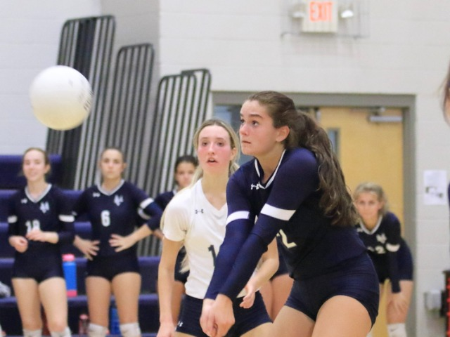 Volleyball Continues Hot Streak with Victories Over Decatur, Carver