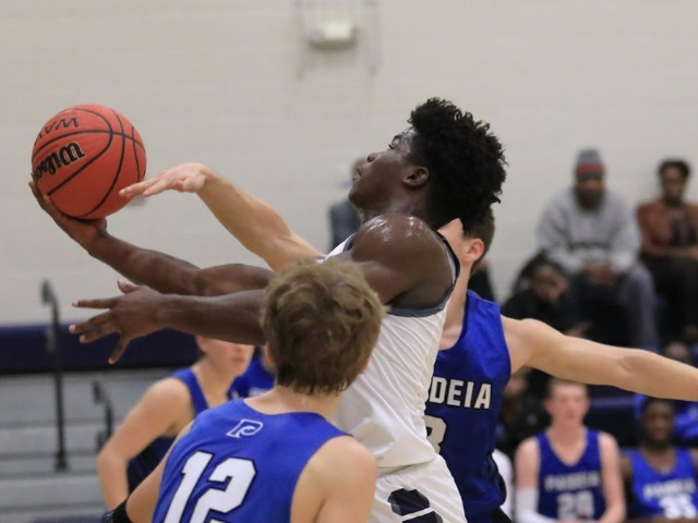 Mustangs Push Win Streak to Two with 70-62 Region Victory Over Paideia