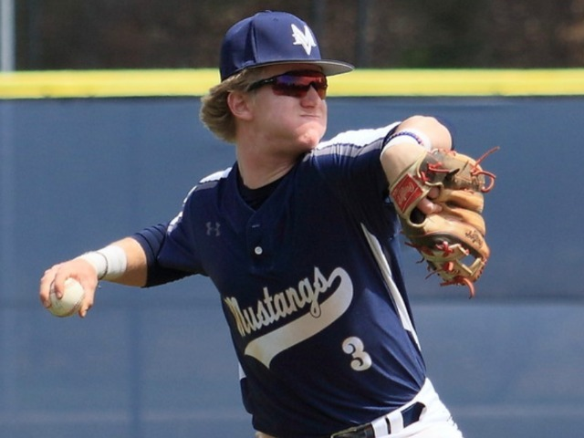 Image for Varsity Baseball Downs Galloway Scots in Six Innings, 13-2