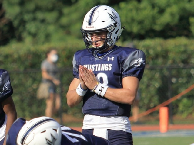 Mustangs Come Up Short at George Walton Academy, 39-13