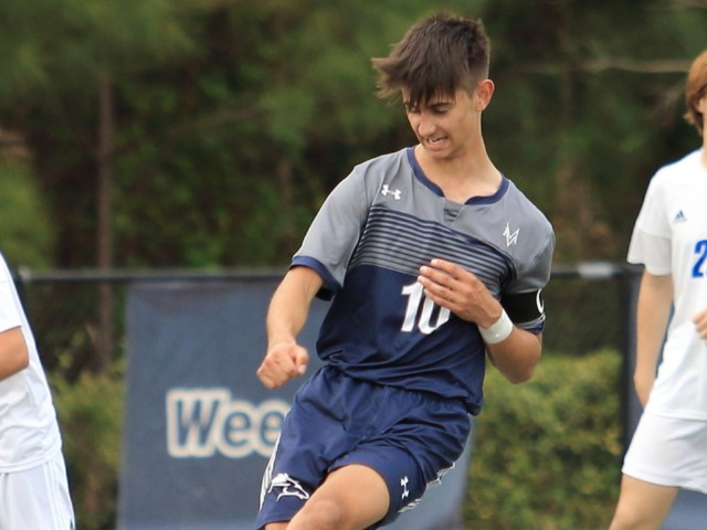 Boys Soccer Shuts Out Mt. Pisgah 3-0 En Route to First Victory Of 2021 Season