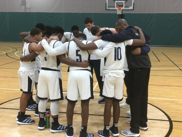Image for Boys Basketball plays for Conference Championship