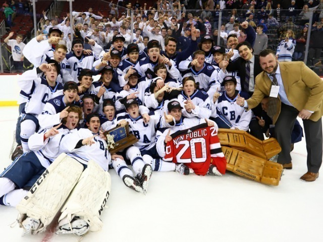 Third Period Comeback Leads CBA to Eighth State Title