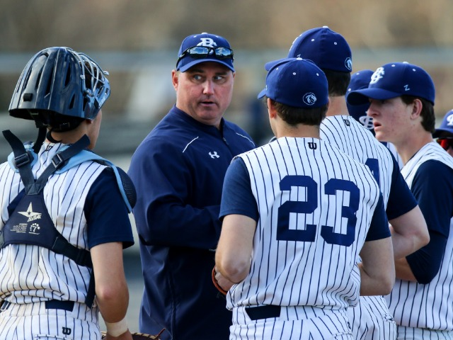 Marty Kenney Jr. Named New CBA Head Baseball Coach