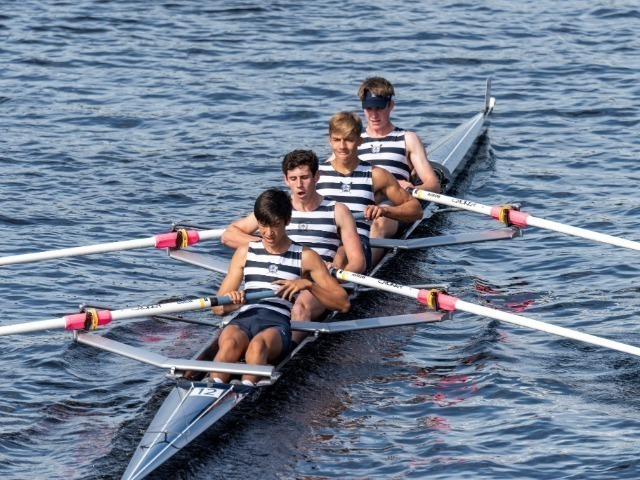 Crew Notches Best Finish Ever at Head of the Charles Regatta