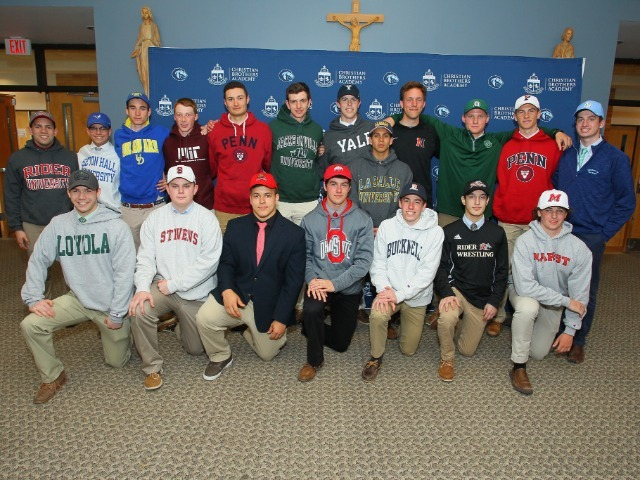 Spring Signing Day Sees 17 Colts Commit to Division I Schools