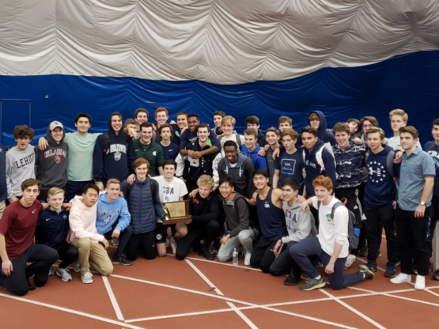 Seventh Straight Title for Outdoor Track