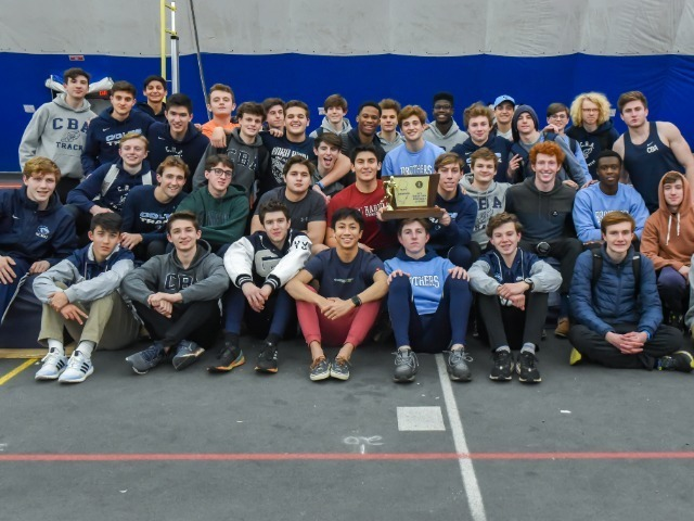 Indoor Track Wins NJ-Record 10th Straight State Title