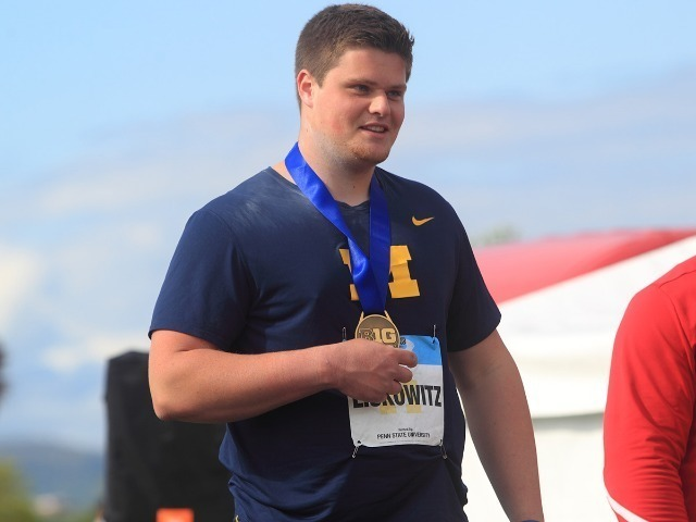 Liskowitz '15 Excels in World Throwing Competition