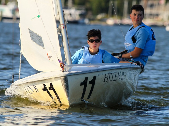 Sailing Wins SUNY Maritime Invitational