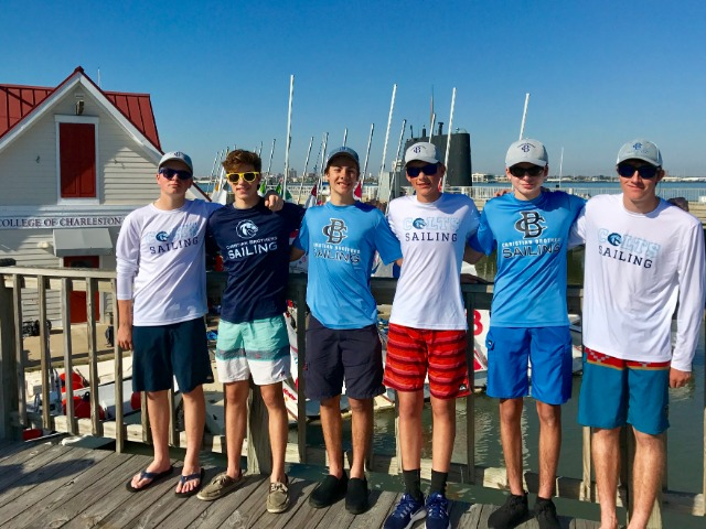 Image for Sailing Wraps Fall at Charleston National Invitational