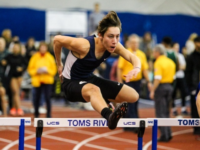 Indoor Track Wins Monmouth County Titles