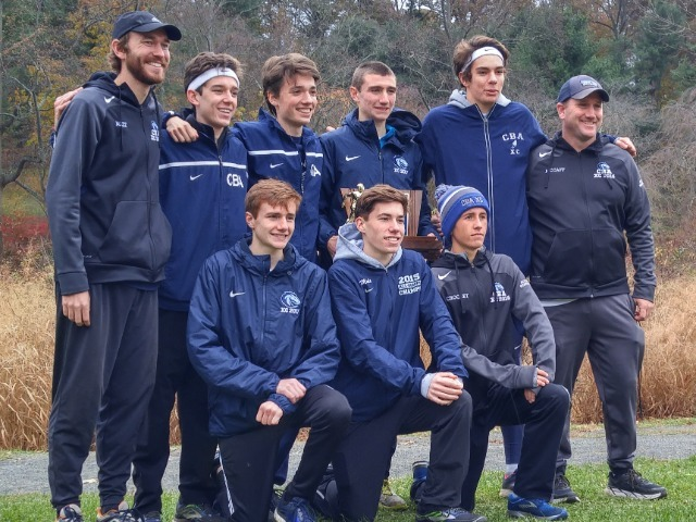 McCafferty Named NJ Coach of the Year by National XC Association