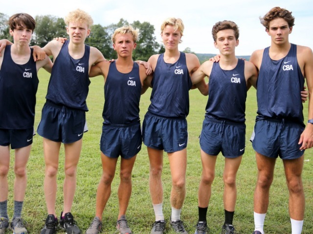 XC Wins Second Straight Bowdoin Invite