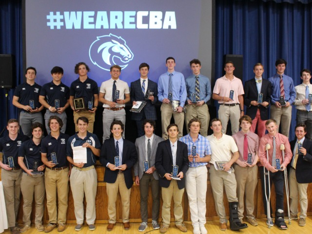 Spring Athletes Honored at Third Sports Convocation