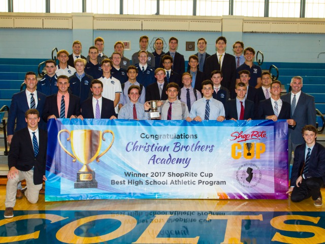 CBA Presented with Record Ninth ShopRite Cup