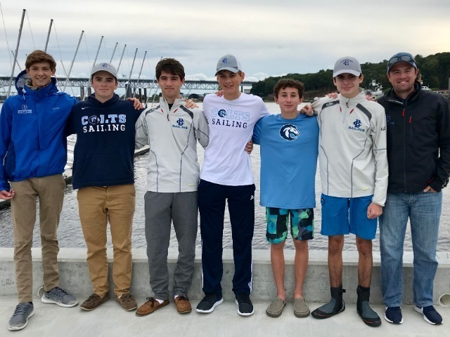 Colts Finish Top Ten at National Invitational