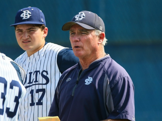 CBA Announces Farewell to Marty Kenney as Head Baseball Coach