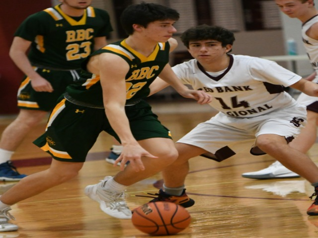 Game Winning 3-Point Shot Hurles Boys Basketball Over RBR