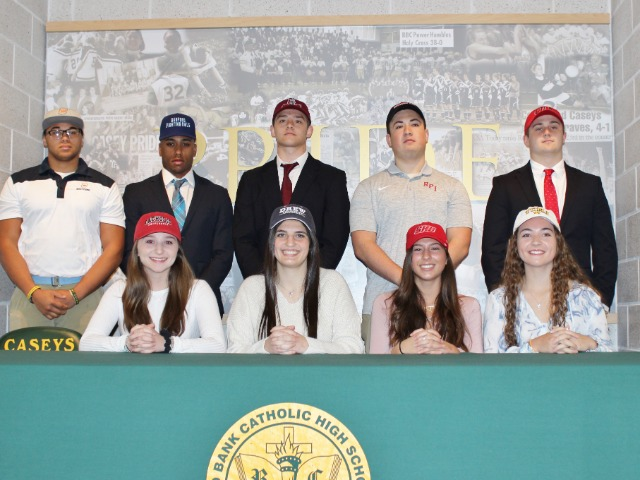 Image for article titled RBC Athletes Participate in Commitment Day