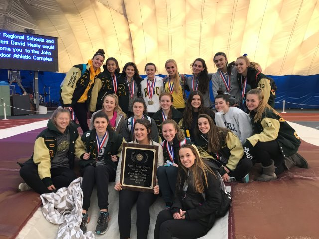 Girls Capture Monmouth County Relay Title