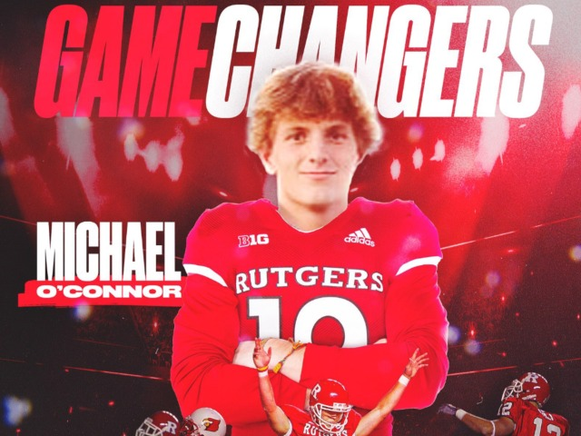 NJAM Breaks Down RBC's Michael O'Connor at Rutgers