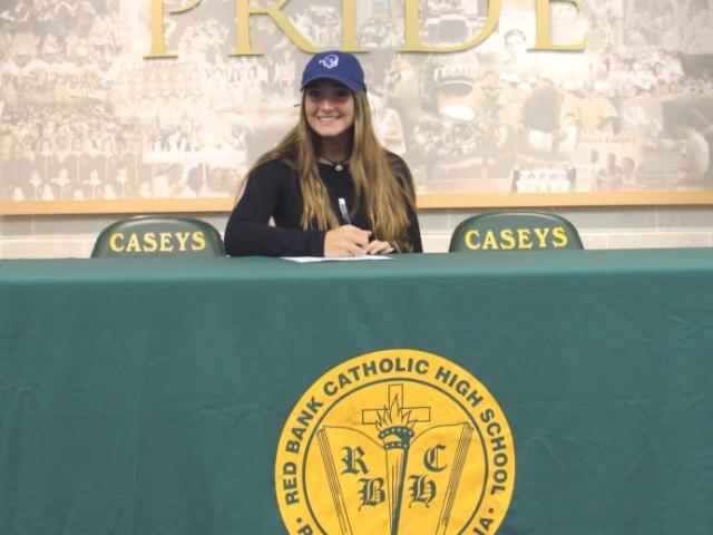 Gabrielle Ciancio signing with Seton Hall University for softball