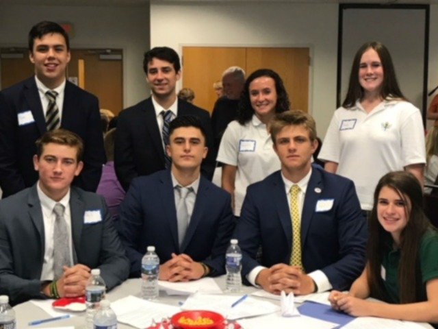 RBC Students Attend the Diocese of Trenton Annual CAC Leadership Conference