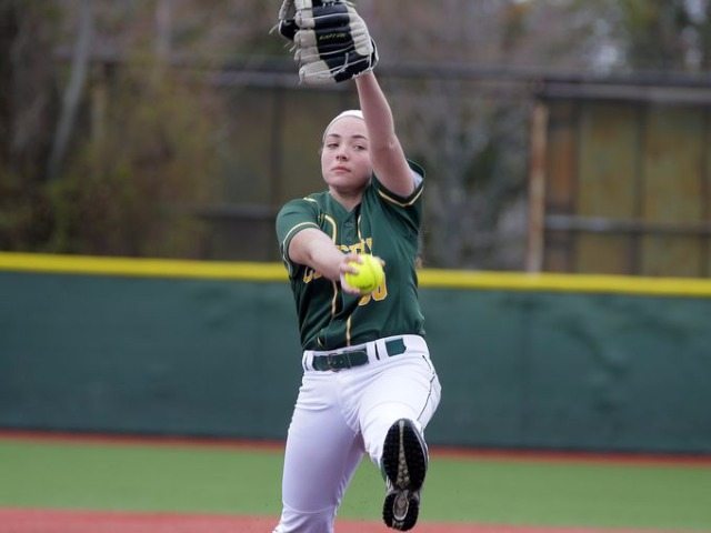 Red Bank Catholic softball scores late to take down Ocean