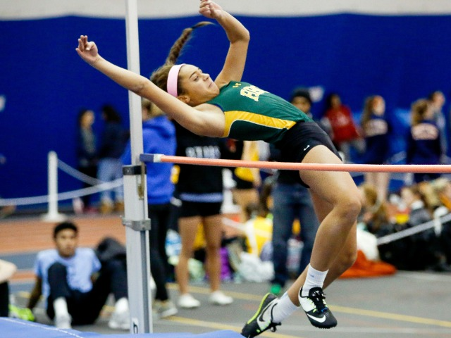 Jylissa Harris selected Second Team All Shore in the 55 Meter Hurdles and High Jump