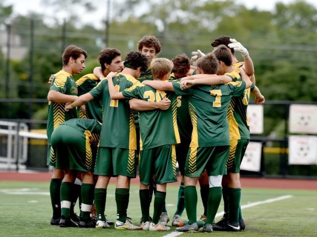 The Caseys Knock Off SJV 2-1 To Advance In Boys Soccer States