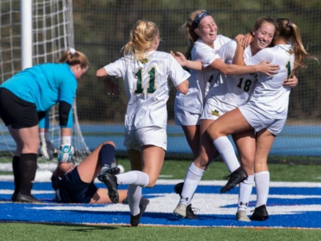 RBC Girls Soccer Advance to Shore Conference Tournament Title Game