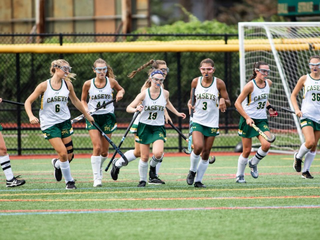 Caseys Earn Spots on 2019 Shore Conference Field Hockey Coaches All-Division Team