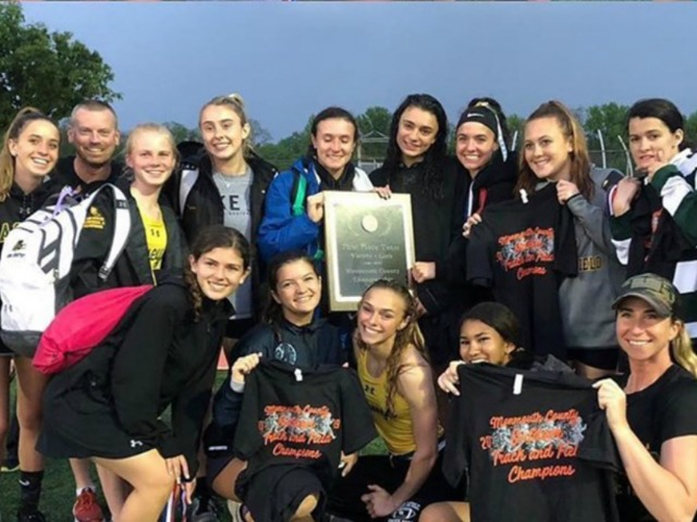 Girls Track Repeat as Monmouth County Champs