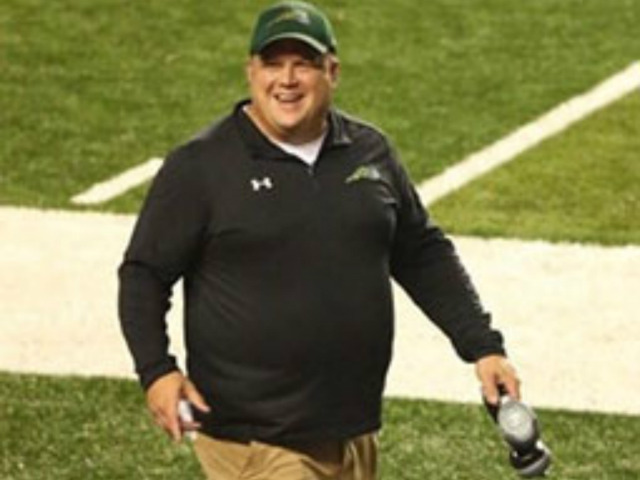 New head coach loves the tradition, spirituality of RBC football