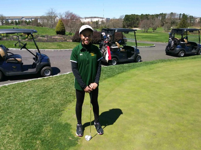 Image for article titled Jada Walch Places in Top 5 at Shore Conference Tournament